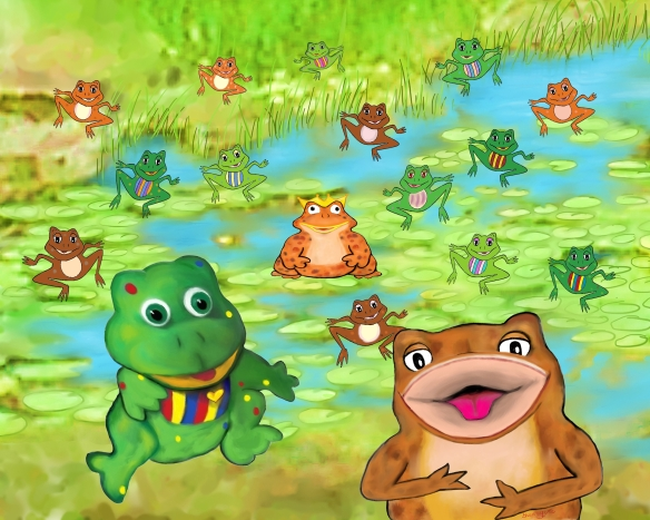 pond4frogs