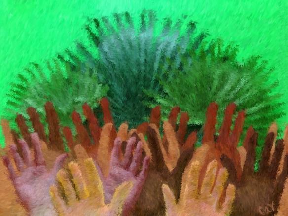 Palms of Praise