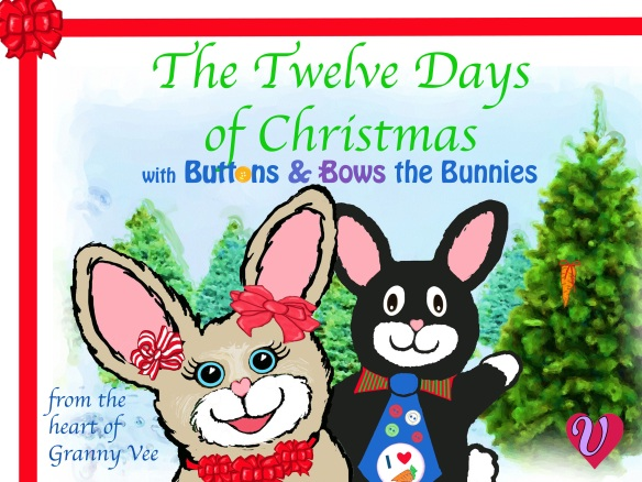 12 Days with Buttons & Bows